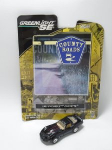 Greenlight SE 1982 Chevrolet Corvete Limited Edition 1/64