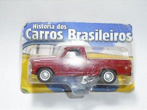 Carros Brasileiros Ford F100 1968 Vinho