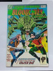 Robin Annual #2 Importado Bloodlines