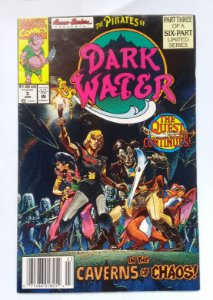 The Pirates Of Dark Water #3 Importado
