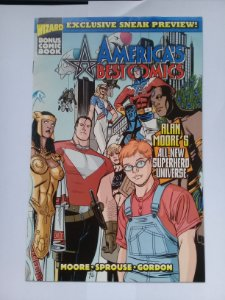 America`s Best Comics Preview Importado