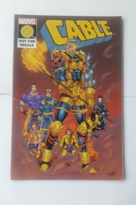 Cable #73 Importado Re-Edição Marvel Legends