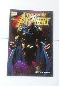 New Avengers #3 Importado Re-Edição Marvel Legends
