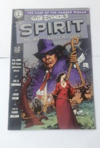 The Spirit: The New Advetures #8 importado