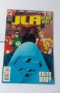 JLA Year One #3 Importado Justice League