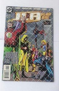 JLA Year One #11 Importado Justice League