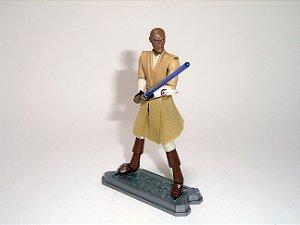 Hasbro Star Wars Clone Wars Mace Windu Loose