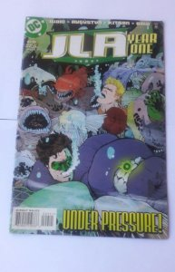 JLA Year One #9 Importado Justice League