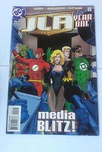 JLA Year One #2 Importado Justice League