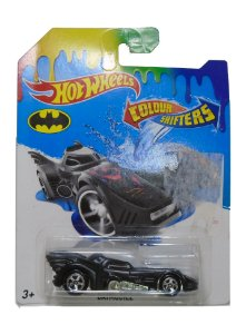 Hot Wheels DC Batman Batmobile (Batmóvel) 1989 Colour Shifters