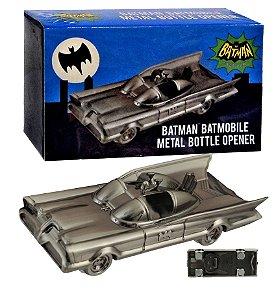 Diamond Select DC Batman Classics 1966 Batmóvel Metal Abridor de Garrafa