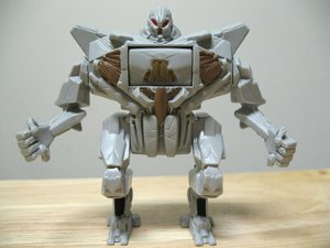 Burguer King 2007 Transformers Movie Starscream