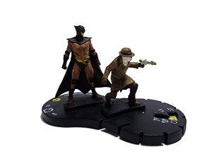 Neca Heroclix Watchmen Nite Owl and Rorschach (Coruja e Rorschach) #024