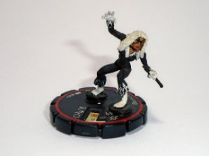 Heroclix Marvel Black Cat (Gata Negra) #024