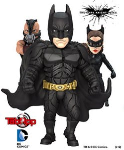 Heroclix Tabapp Batman TDKR - batman bane catwoman 3 Pack