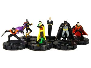 Heroclix DC Batman Fast Forces 6 pack