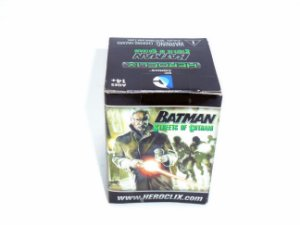 Heroclix Dc Batman Streets of Gotham Booster Pack