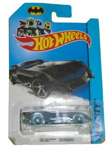Hot Wheels The Batman Batmobile 1/64