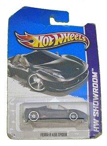 Hot Wheels Ferrari 458  Spider 1/64