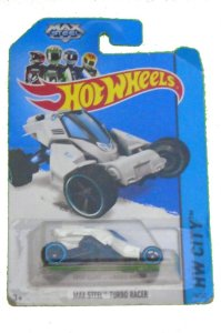 Hot Wheels Max Steel Turbo Racer 1/64