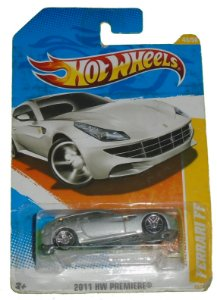 Hot Wheels Ferrari FF  1/64