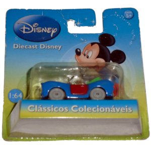 Disney - Clássicos Disney Carro do Mickey 1/64