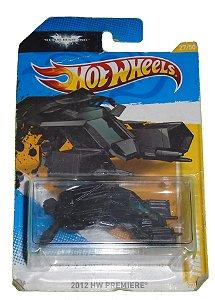 Hot Wheels Batman TDKR The Bat 1/64