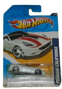 Hot Wheels Ferrari Califórnia  1/64