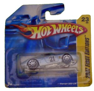Hot Wheels Ferrari 250 LM 1/64
