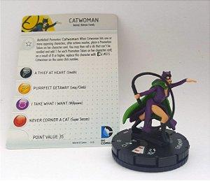 Heroclix Batman Catwoman Classic (Mulher Gato) #008