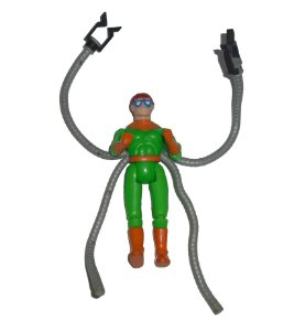 Toy Biz Marvel 1990 Dr Octopus Vintage