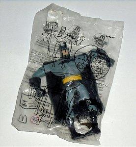 McDonald´s 2007 DC Batman Porta Card