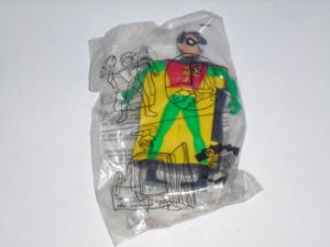 McDonald´s 2007 DC Robin Porta Card