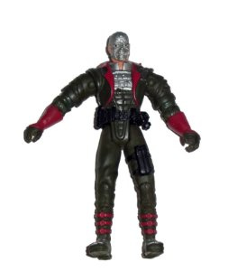 Hasbro 2001 G.i.joe Destro Gijoe Loose