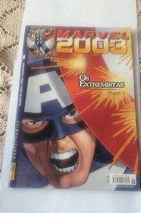 Marvel 2003 #6 Ed . Panini
