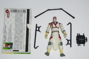 Hasbro G.i.Joe Storm Shadow Cobra Ninja Gijoe Loose