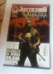 Justiceiro & Elektra #1 Ed. Panini