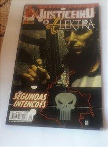 Justiceiro & Elektra #2 Ed. Panini