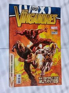 Os Vingadores #114 Ed. Panini
