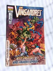 Os Vingadores #108 Ed. Panini