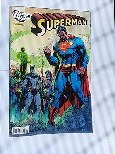 Superman #37 Ed. Panini