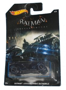 Hot Wheels DC Batman Arkhan Knigth Batmobile (batmóvel) 1/64