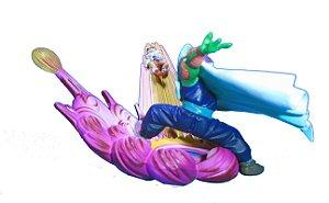 Bandai Dragon Ball Z  Diorama Piccolo Vs Freeza