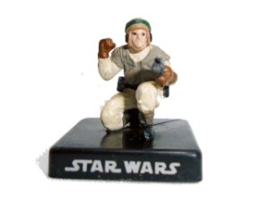 Star Wars Miniatura Rebel Commando Leader 18/60 Rebel 18
