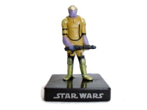 Star Wars Miniatura Mon Calamari Tech Specialist 14/60 Rebel 4