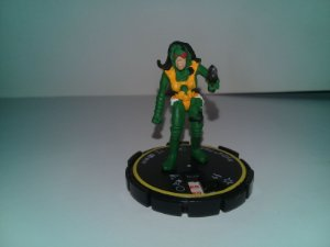 Heroclix Hydra Medic #010