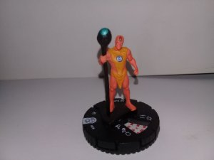 Heroclix Munk #018