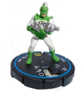Heroclix Marvel Kree Captain #002