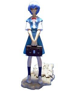 Sega Evangelion Diorama Center of Tokyo 3 Rei Ayanami Loose