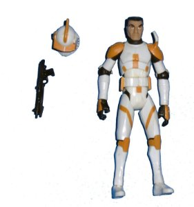 Hasbro Star Wars Clone Wars Animated Cody Loose